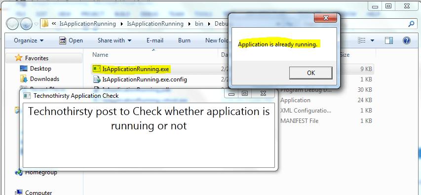 Application-Running-already-WPF