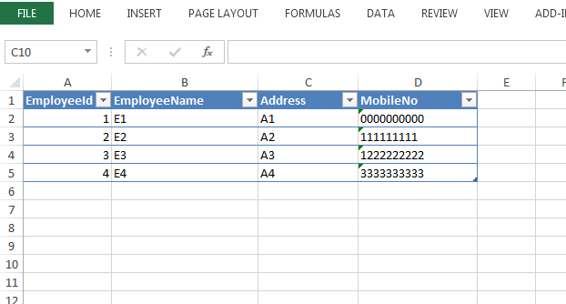 export-excel-using-open-xml