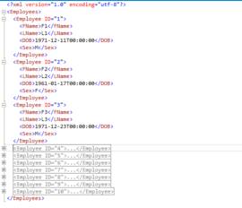 Convert-List-to-XML