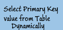 Select-Primary-Key-value-Table-dynamically-Sql-Server-technothirsty