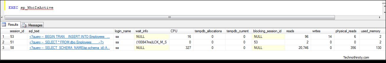 Find blocking queries in Sql Server-4