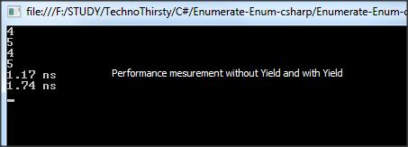 Performance-Yield-keyword
