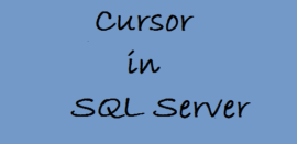 Cursor-SQL-Server-technothirsty